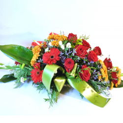 Delivery funeral flowers to Barcelona