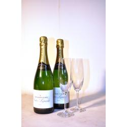 Champagne frances a Barcelona
