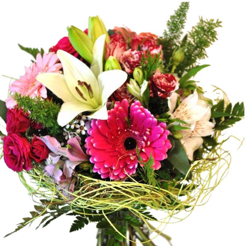 Ramo de flores economico