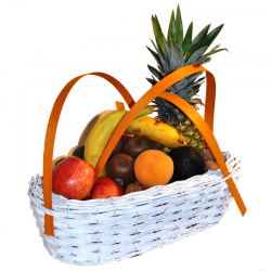 Fruit Basket to Barcelona
