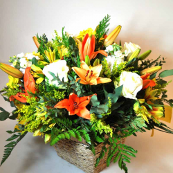 Centre Abril, delivery flowers Barcelona